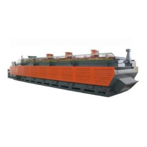 Continuous atmosphere controllable mesh belt conveyor hardening(carburization) furnace (1)