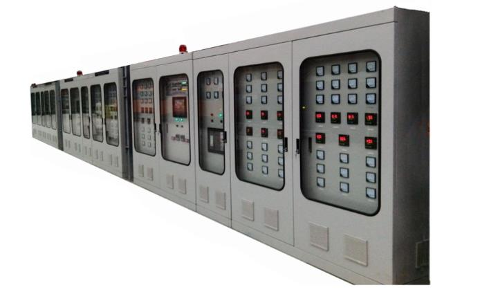 Furnace Electric Control cabinet System