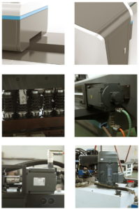 CNC Busbar Punching and Shearing Machine Structure and Components