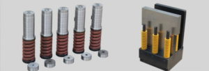 CNC Busbar Punching and Shearing Machine hole punch die and shearing die