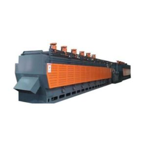 Electric heating mesh belt conveyor normalizing furnace (1)