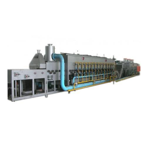 Gas Heating atmosphere controllable mesh belt conveyor heat treatment furnace