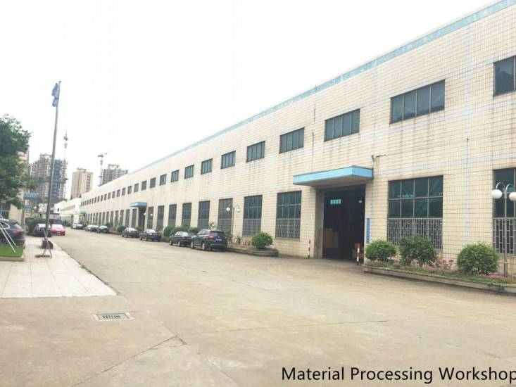 anchors machinery material processing workshop