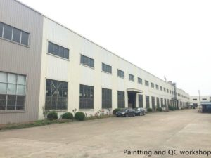 anchors machinery painting and qc workshop