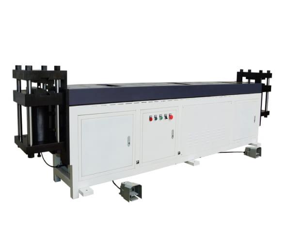 Busbar double-end bending machine