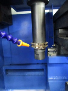 CNC busbar angle chamfer milling machine Structure and Components-1