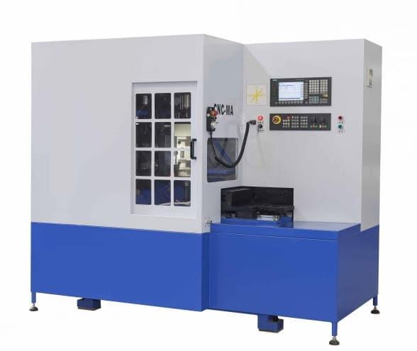 CNC busbar angle chamfer milling machine