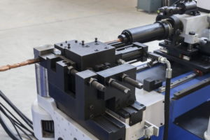 Copper rod shape forming machine Structure and Components-3