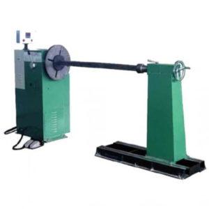 Transformer wire winding machine