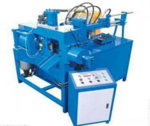 Automatic round steel rod cutting machine