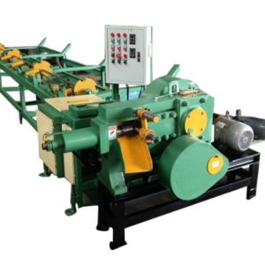 Precision hydraulic round steel cutting machine