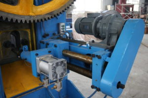 Steel rod billet cutting press Structure and Components-5