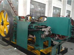 M20*200MM Normal Speed Screws Making Machine