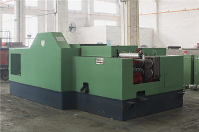 11B-6S Six Stations Cold Nut Forming Machine