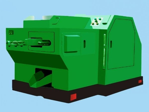 15B Fully Enclosed Type Fastener Heading Machine