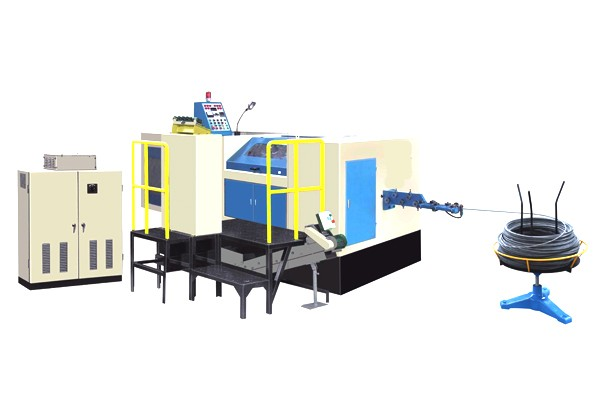 164S High Speed Automatic Bolt Making Machine