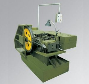 LD-75 Iron Ball and Bearing Roller Heading Machine