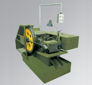 LD-75 Iron Ball and Bearing Roller Heading Machine