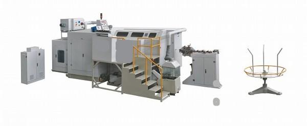 203S High Speed Bolt Cold Forging Machine