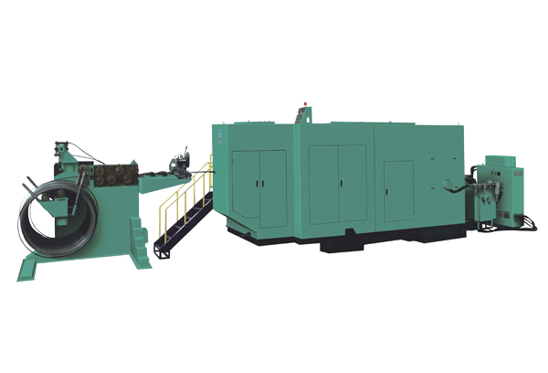 253S High Speed Bolt Cold Forging Machine