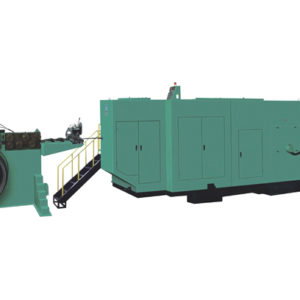 254S High Speed Automatic Bolt Making Machine