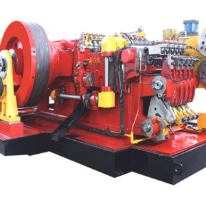 30B-6S Six Station Bolt Forging Machine