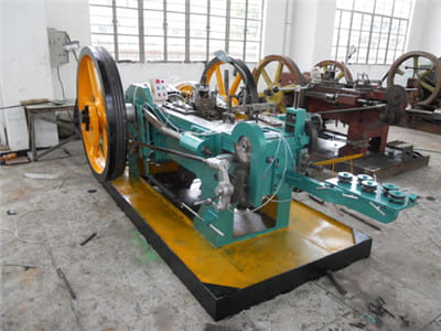 M4*50MM Normal Speed Screws Making Machine