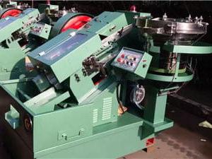 M10*150MM High Speed Thread Rolling Machine