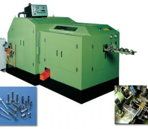 M4*40MM Two Die Two Blows Cold Heading Machine