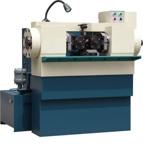 AZP28-M20 axial hydraulic thread rolling machine