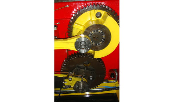 Gears transmission system