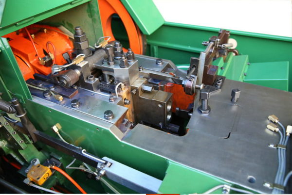High Speed Cold Heading Machine structure 4