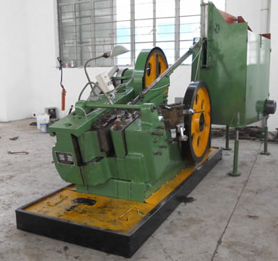 M24*200MM Normal Speed Thread Rolling Machine
