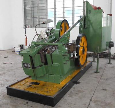 M20*200MM Normal Speed Thread Rolling Machine