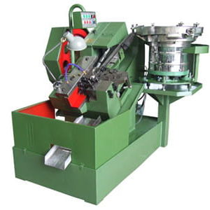 M6*75MM High Speed Thread Rolling Machine