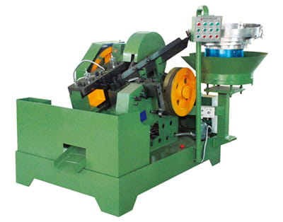 M6*90MM High Speed Thread Rolling Machine
