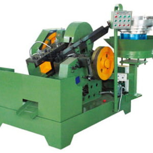 M8*130MM High Speed Thread Rolling Machine
