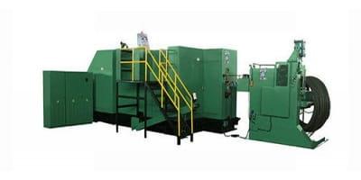 Six Station Bolt Forging Machine