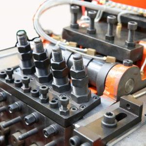 Six Station Bolt Making Machine auto checker