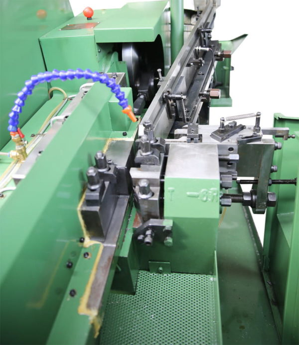 taiwan type High Speed Thread Rolling Machine structure 2