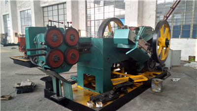 M30*400MM Extra Long Screws Making Machine