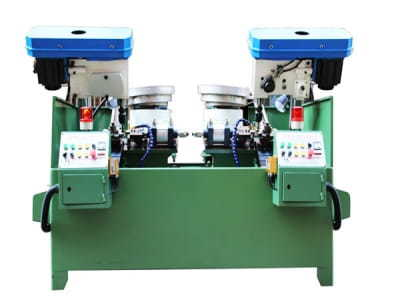Special Shape Nut And Parts Thread Tapping Machine
