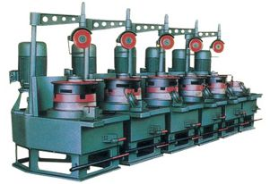 L Series Dry Type Continuous Wire Drawing Machine