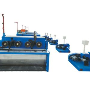 Turnover Wet Wire Drawing Machine