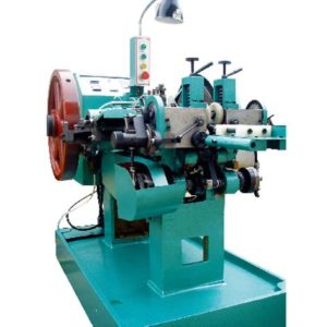 SD-50 Bi-metal Rivet Contact Heading Machine
