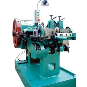 SD-50 Bi-metal Rivet Contact Heading Machine