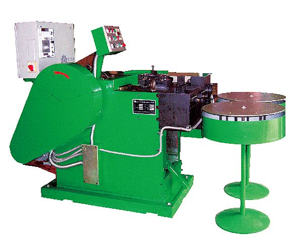 FC828 Bi-metal Contact and Rivet Machine