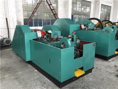 M10*200MM Two Die Three Blow Cold Forging Machine