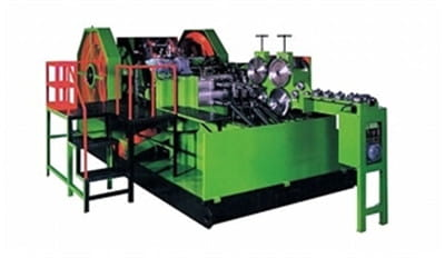 M20*200MM Two Die Four Blows Cold Forging Machine