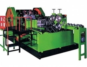 M16*150MM Two Die Four Blows Cold Forging Machine